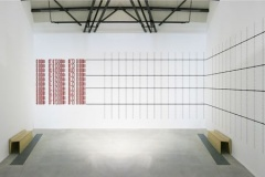 """""""Partition Point 2"""", 2019, dessin numérique dimensions variables"""
