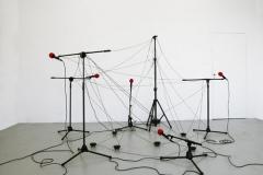Sans titre 2010, installation sonore interactive